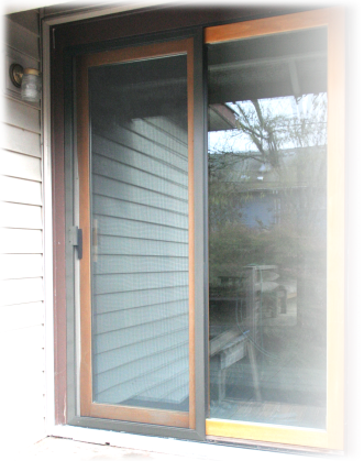 patio screen door repair we can re screen and repair most patio doors